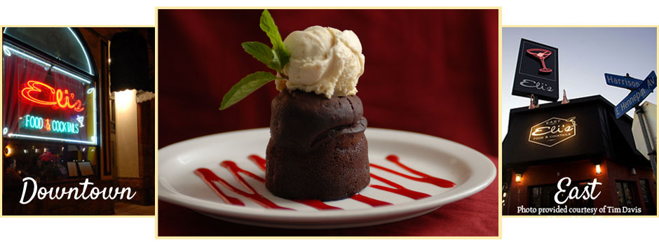Molten Chocolate Cake